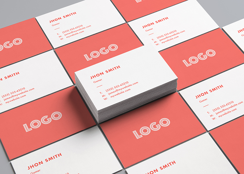 business cards to make online